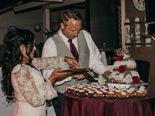 The wedding of Sarah and Nicholas
