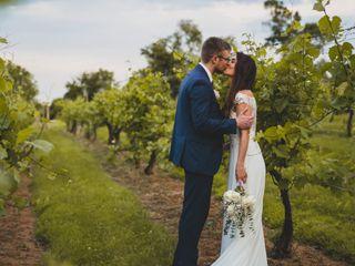 The wedding of Anna and Sasha 1