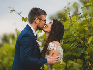 The wedding of Anna and Sasha
