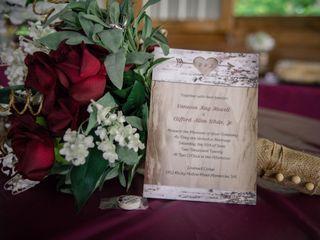 The wedding of Vanessa  and Junior  3