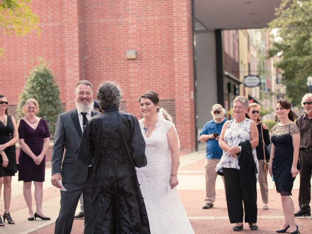 Richard and Courtney's Wedding in Fayetteville, North Carolina 7