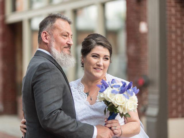 Richard and Courtney's Wedding in Fayetteville, North Carolina 8