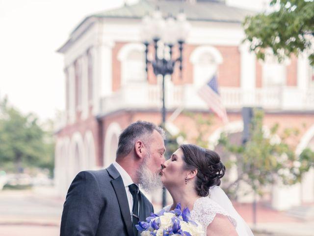 Richard and Courtney's Wedding in Fayetteville, North Carolina 9