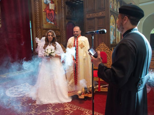 Merna and Abraham's Wedding in Boca Raton, Florida 1