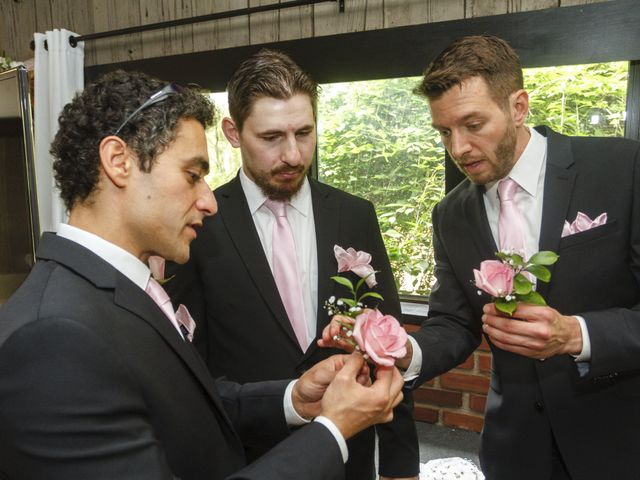 Tyler and Emily's Wedding in Rochester, New York 3