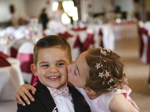 Tyler and Emily's Wedding in Rochester, New York 8
