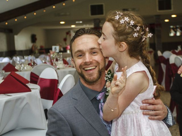Tyler and Emily's Wedding in Rochester, New York 11