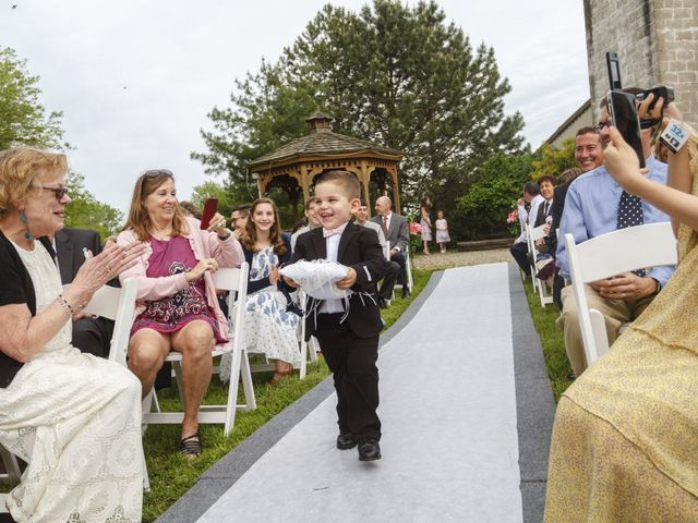 Tyler and Emily's Wedding in Rochester, New York 14
