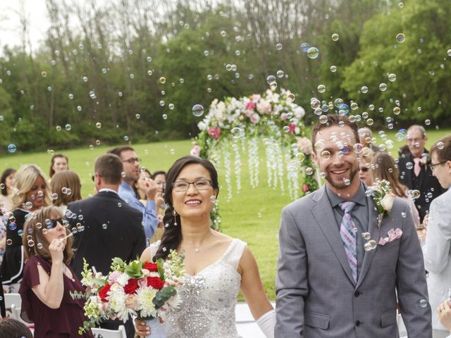 Tyler and Emily's Wedding in Rochester, New York 1