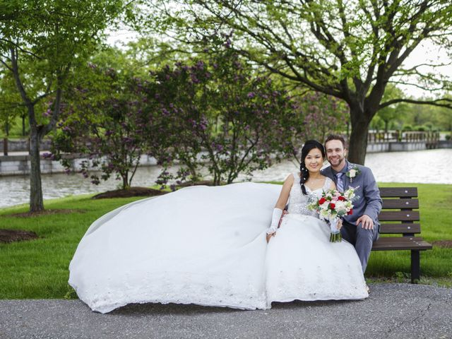 Tyler and Emily's Wedding in Rochester, New York 23