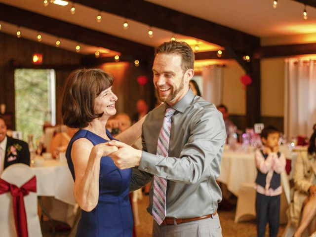 Tyler and Emily's Wedding in Rochester, New York 31