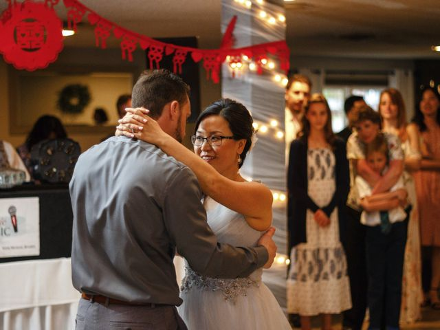 Tyler and Emily's Wedding in Rochester, New York 32