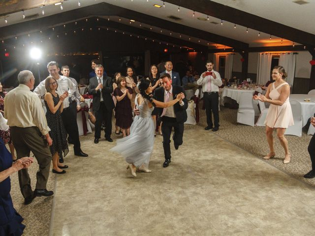 Tyler and Emily's Wedding in Rochester, New York 35
