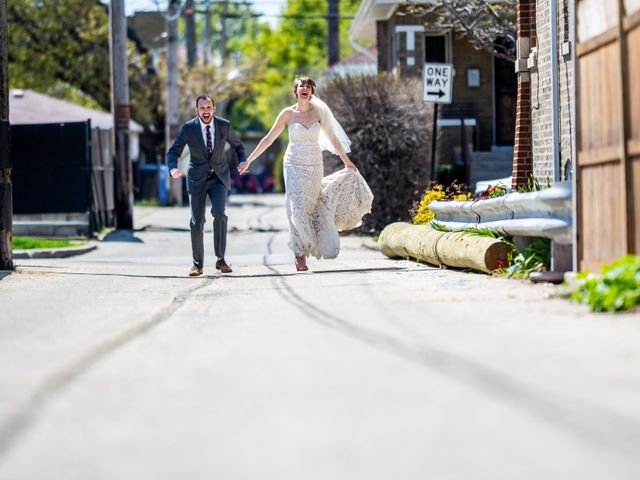 The wedding of Cynthia and Ryan