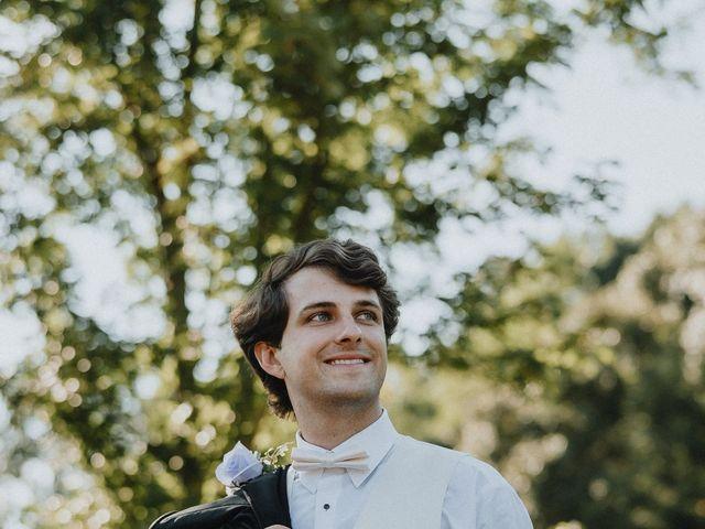 Hannah and Ben's Wedding in Huntersville, North Carolina 4