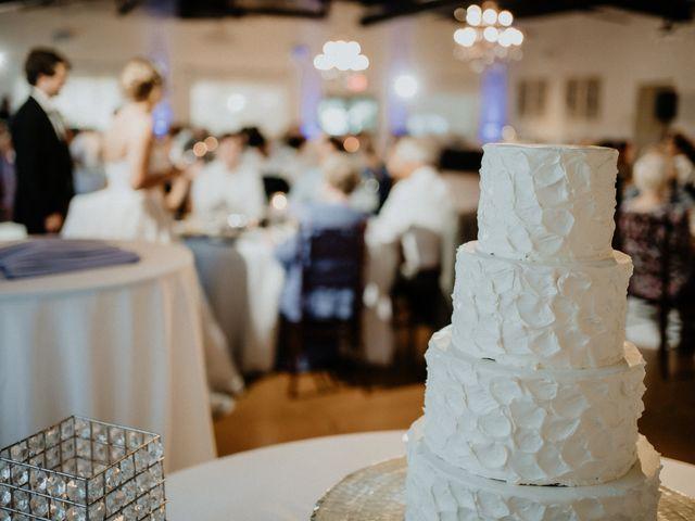 Hannah and Ben's Wedding in Huntersville, North Carolina 5