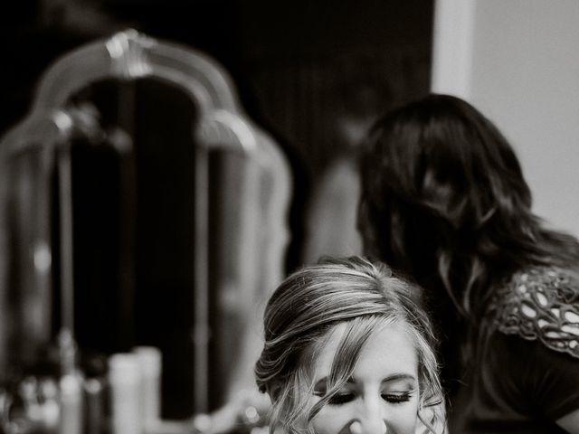 Hannah and Ben's Wedding in Huntersville, North Carolina 11