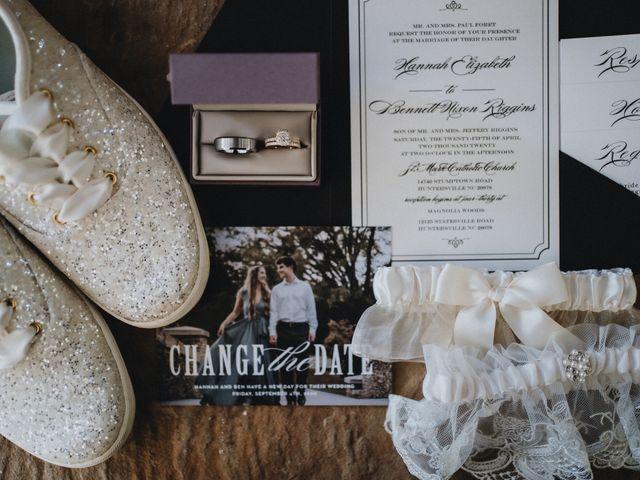 Hannah and Ben's Wedding in Huntersville, North Carolina 15