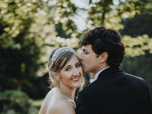 Hannah and Ben's Wedding in Huntersville, North Carolina 18