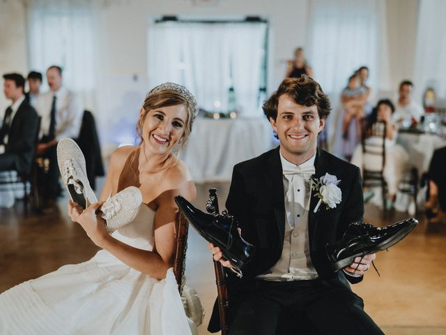 Hannah and Ben's Wedding in Huntersville, North Carolina 22