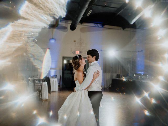 Hannah and Ben's Wedding in Huntersville, North Carolina 24