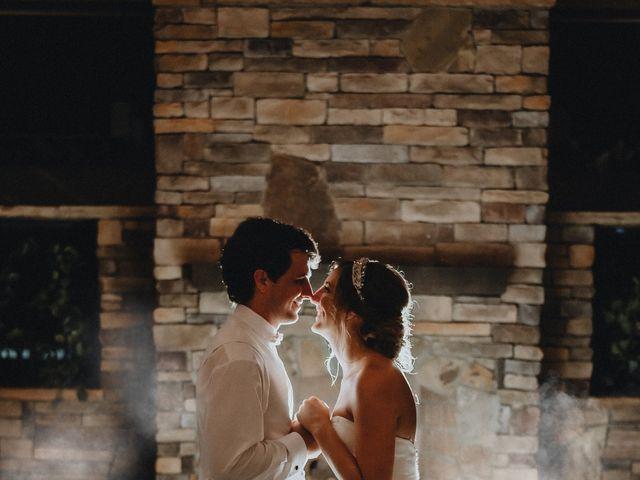 Hannah and Ben's Wedding in Huntersville, North Carolina 28