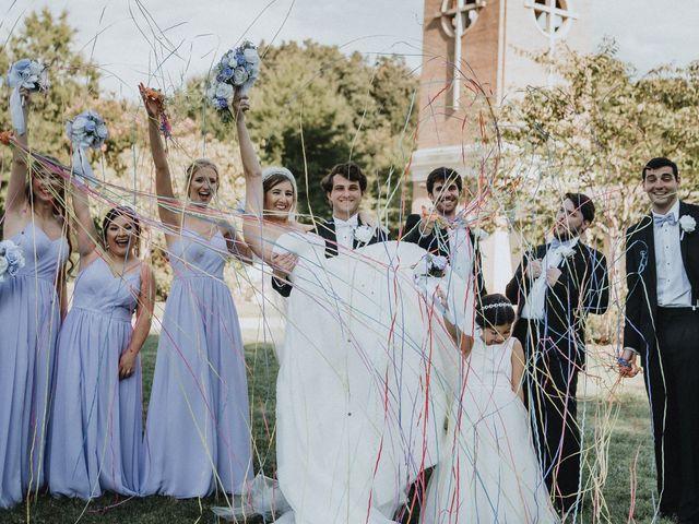 Hannah and Ben's Wedding in Huntersville, North Carolina 31
