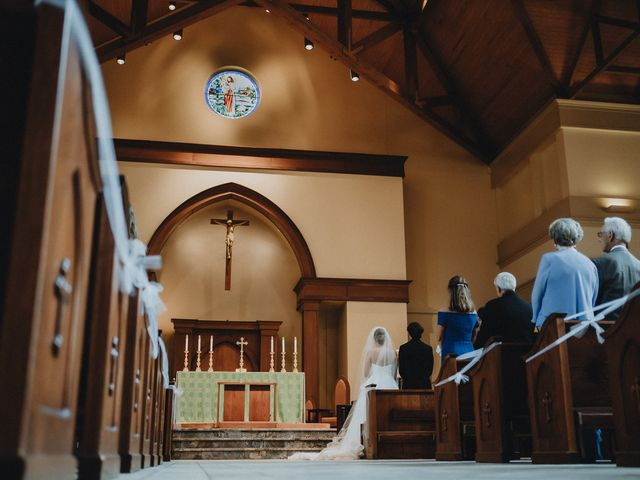 Hannah and Ben's Wedding in Huntersville, North Carolina 33