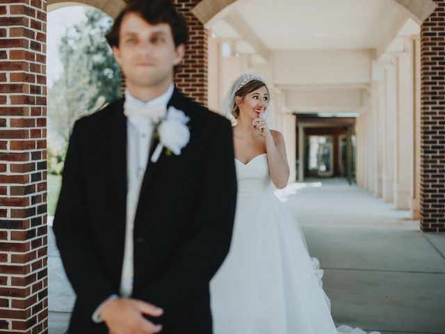 Hannah and Ben's Wedding in Huntersville, North Carolina 34
