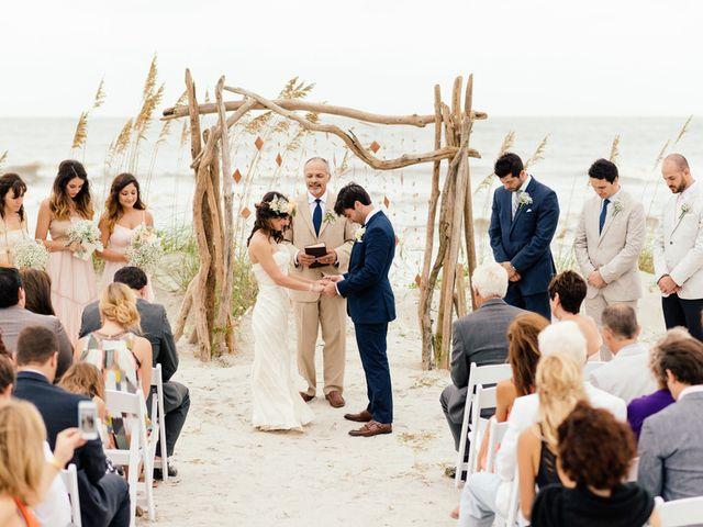 Noelle and Patrick's Wedding in Hilton Head Island, South Carolina 14