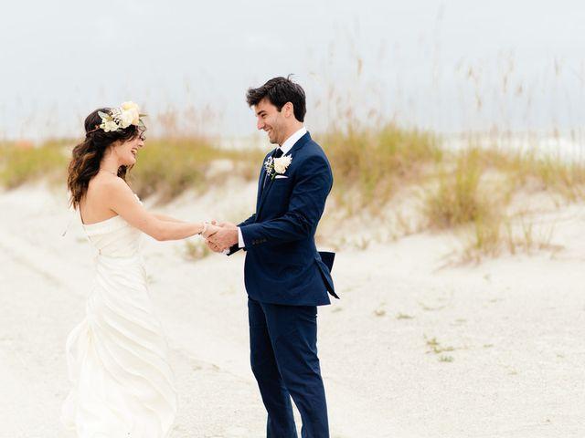 Noelle and Patrick's Wedding in Hilton Head Island, South Carolina 9