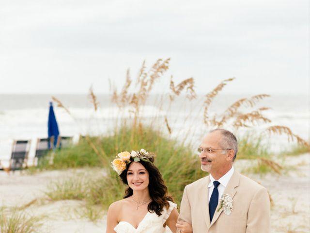 Noelle and Patrick's Wedding in Hilton Head Island, South Carolina 13