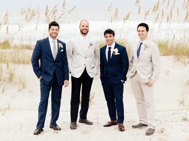 Noelle and Patrick's Wedding in Hilton Head Island, South Carolina 8
