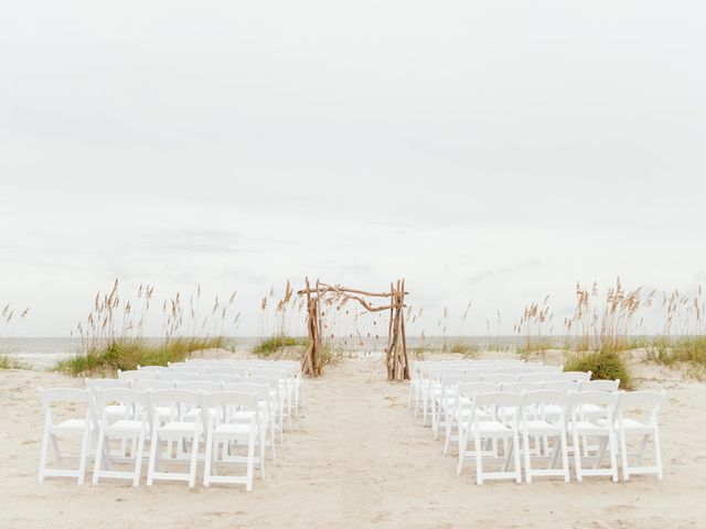 Noelle and Patrick's Wedding in Hilton Head Island, South Carolina 11
