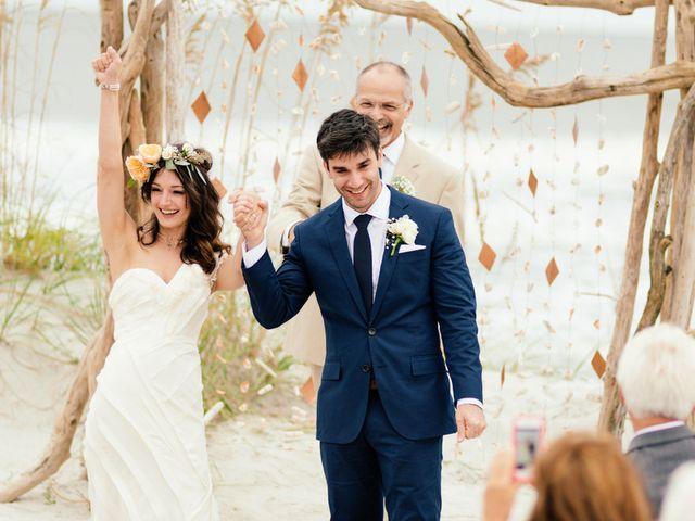 Noelle and Patrick's Wedding in Hilton Head Island, South Carolina 16