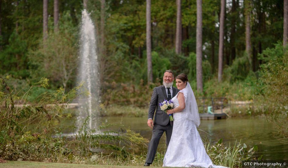 Richard and Courtney's Wedding in Fayetteville, North Carolina