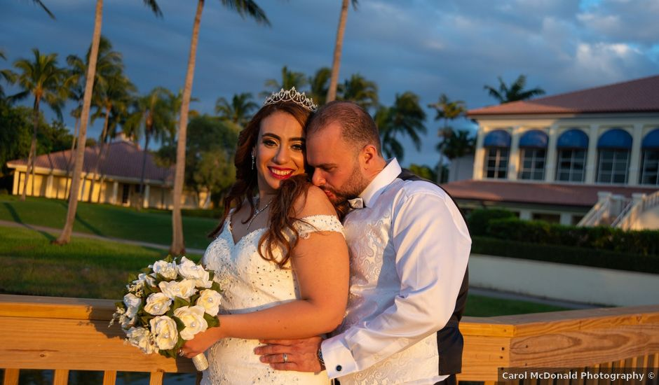 Merna and Abraham's Wedding in Boca Raton, Florida