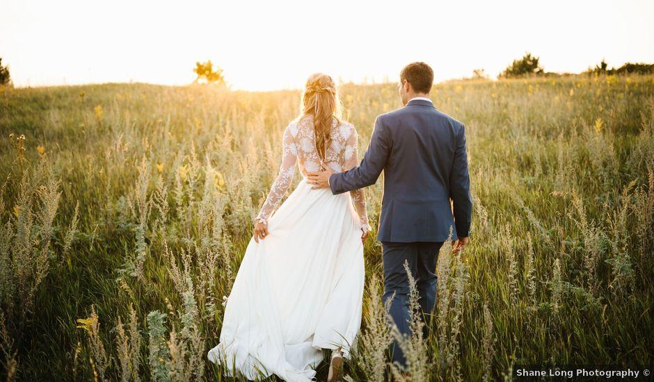 James and Stephanie's Wedding in Frazee, Minnesota