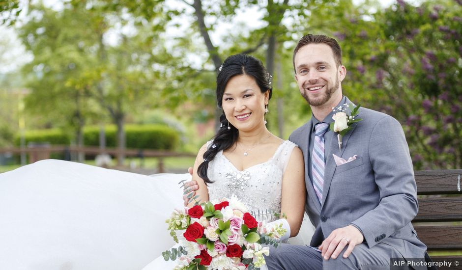 Tyler and Emily's Wedding in Rochester, New York