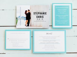 The wedding of Chris and Stephanie 2