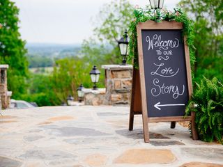 Stephanie and Chris's Wedding in Bluemont, Virginia 10