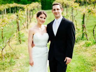 The wedding of Chris and Stephanie 1