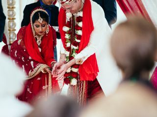 Meera and George's Wedding in Purcellville, Virginia 11