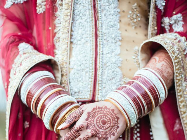 Meera and George's Wedding in Purcellville, Virginia 1