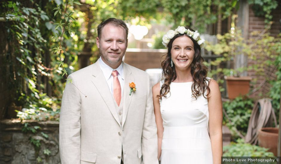 Samantha and Jud's Wedding in Fayetteville, Arkansas