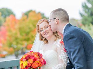 The wedding of Ashley and Jake