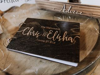 The wedding of Elisha and Chris 2