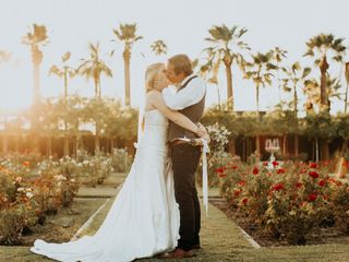The wedding of Brittany and Jacob