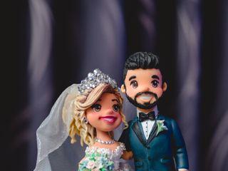 The wedding of Elizabeth and Robert 3