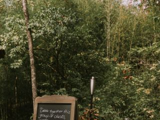 Shannon and Jesse's Wedding in Black Mountain, North Carolina 5